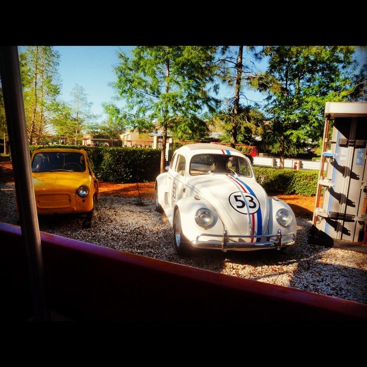 Herbie a toda marcha