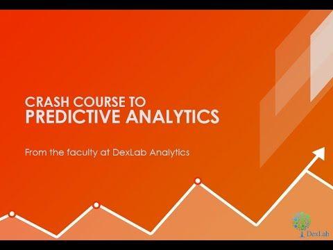 Dexlab Analytics - Introduction to Predictive Analysis for Dummies