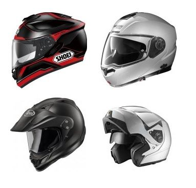 What are the types of motorcycle helmets? Check it out with Bike Gear Up best motorcycle helmet reviews for 2017. #motorcyclehelmet
