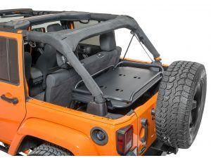 Rampage Products Rear Interior Sport Rack for 07-14 Jeep® Wrangler Unlimited JK 4 Door
