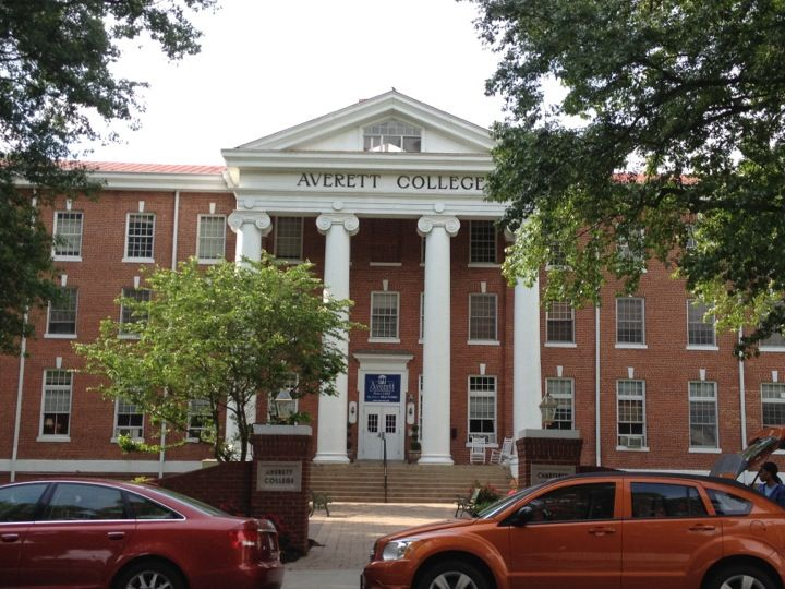 Averett University in Danville, VA