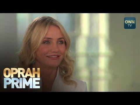 Help Cameron Diaz Fight the Anti-Aging Movement | Oprah Prime | Oprah Winfrey Network - YouTube