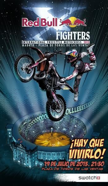 Red Bull Fighters 2013