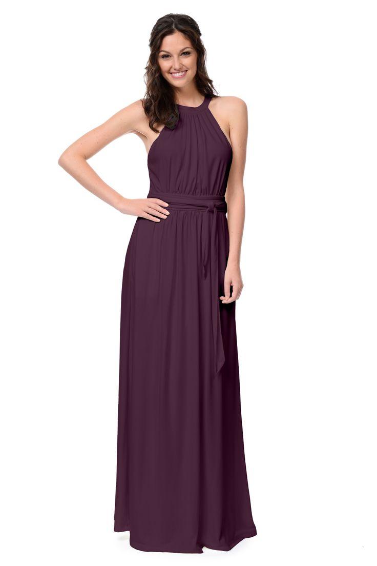 20 best Plum Bridesmaid Dresses images on Pinterest   Bridesmaid ...