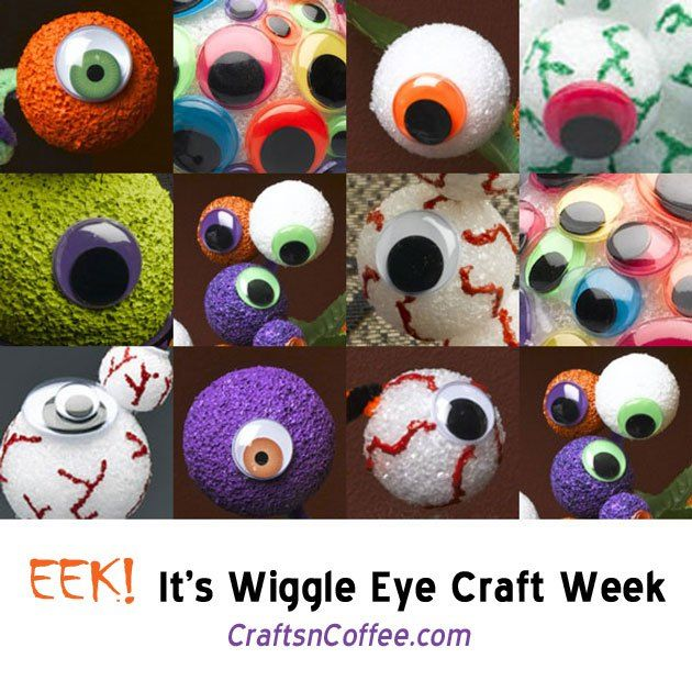 easy Halloween crafts for kids and adults