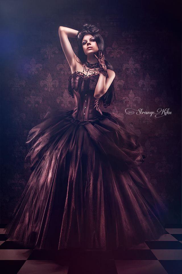 Excepcional Vestido De Novia Lady Edith Elaboración - Ideas de ...
