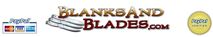 BlanksAndBlades.com - Damascus Hunting Knife Blanks, Steel Hunting Blades and Knife-Maker Supplies