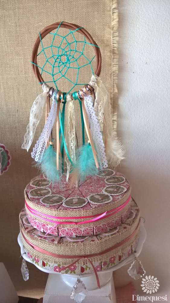 Boho Chic Quince 241 Era Catchmyparty Com Decoracion De