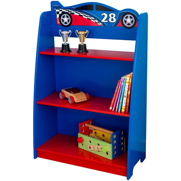Looks Great In A Cars Themed Room! Very Sturdy.