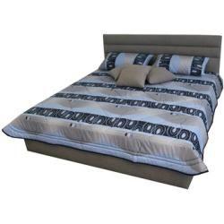 Maintal Polster-Bett »Lotus«, mit Bettkasten, weiß, verstellbar MaintalMaintal