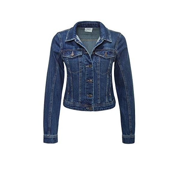 Tom tailor jeansjacke mit patches