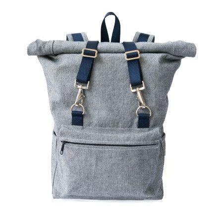 TaylorTailor » Desmond Roll Top Backpack Pattern