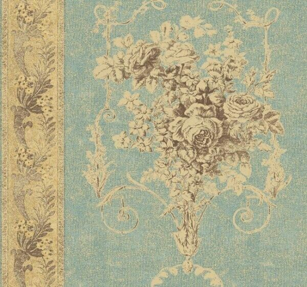 5007 best images about french vintage wallpaper on for Old french wallpaper