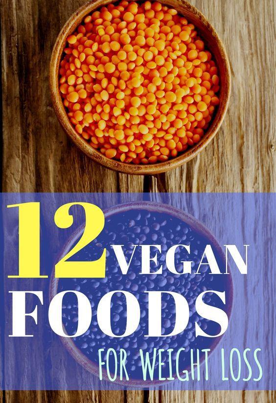 12 Tasty Vegan Weight Loss Foods – Daily Wonders