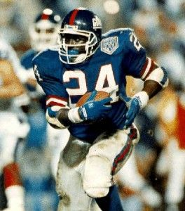 Top 10 Unlikely Super Bowl MVPs - Ottis Anderson, New York Giants, Super Bowl XXV