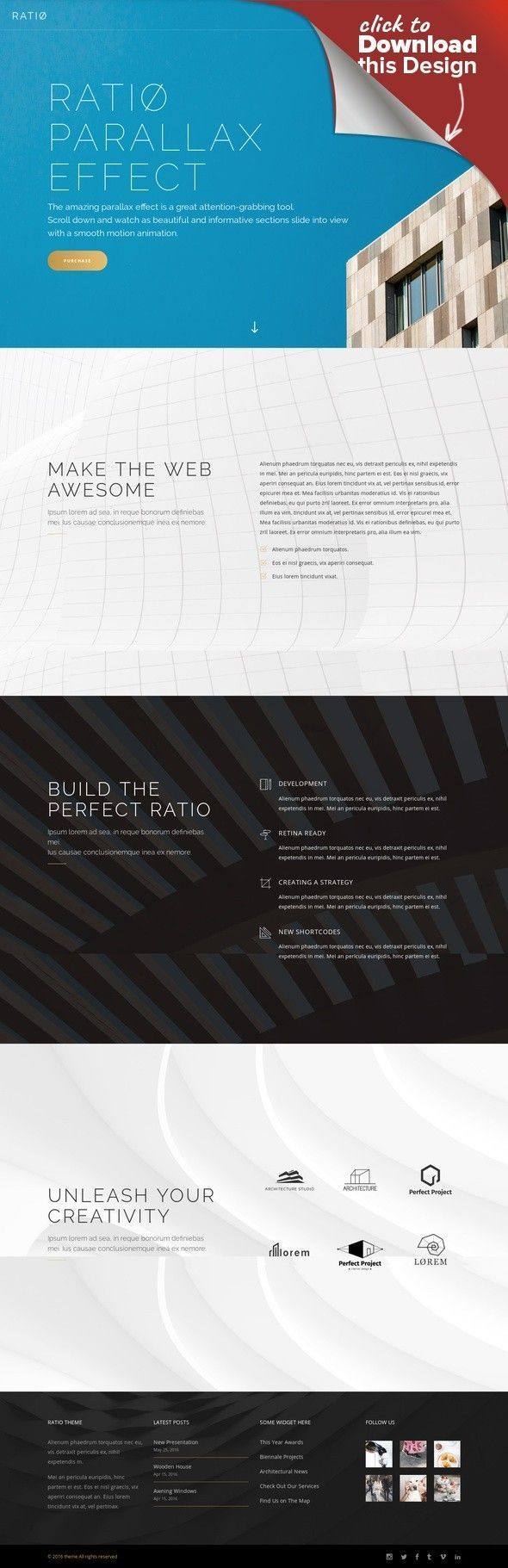 Ratio – A Powerful Theme for Architecture, Construction, and Interior Design agency, architect, builder, building, business, clean, contractor, engineer, exterior, interior, modern, portfolio, projects, showcase, studio Theme Features Easy-to-Use Powerful Admin Interface One-click import of demo site Loads of home and inner pages Custom shortcodes Large collection of customizable layouts for portfolio lists Portfolio Standard list Portfolio ... #easyhomeinteriors