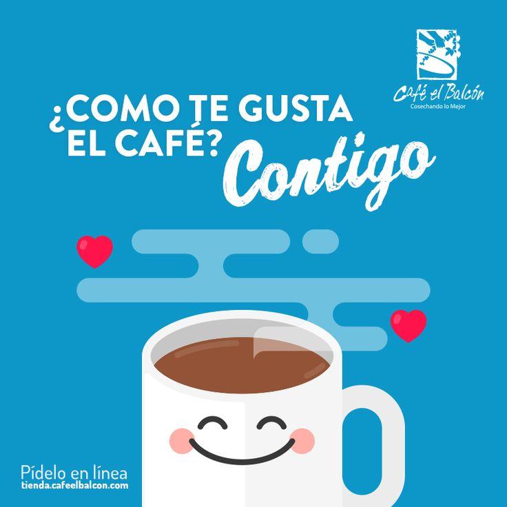 ¿Y a ti como te gusta el café? Pídelo en línea tienda.cafeelbalcon.com #mejorunbuencafe #cafeelbalcon #cafe #colombia #antioquia #coffee #colombiancoffee #drink #cup