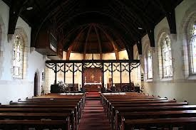 St George's Knysna - inside