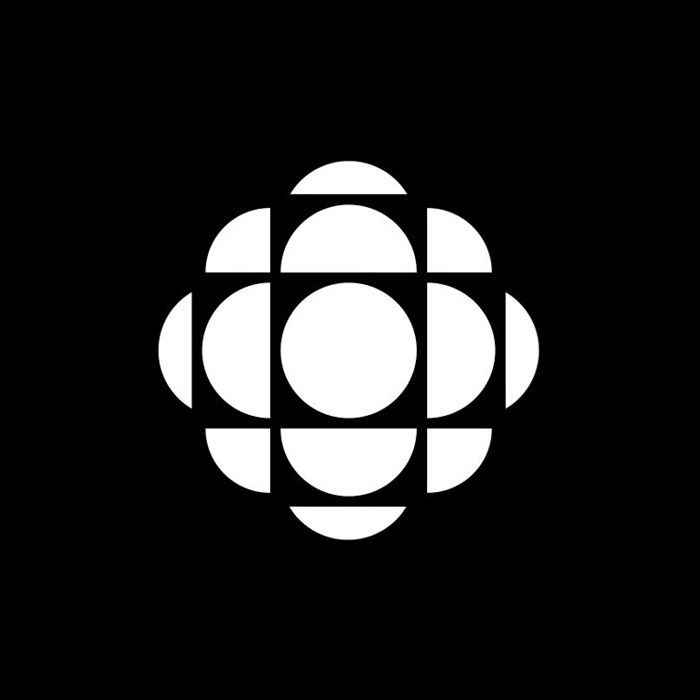 Canadian Broadcast Corporation by Gottschalk+Ash (circ.1992) #logo #branding #design
