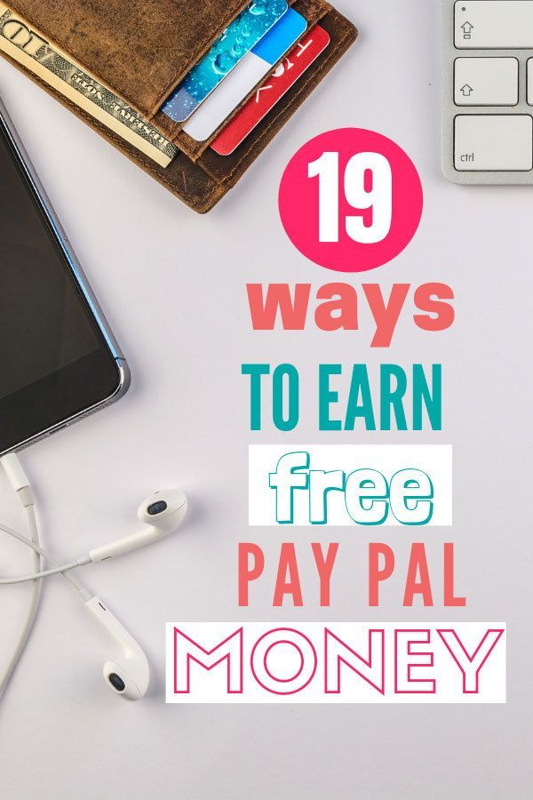 19 Ways to Earn Extra Paypal Money – #cash #Earn #EXTRA #money #PayPal #Ways – plakat