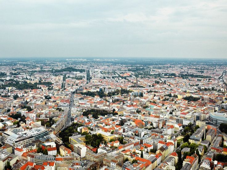 Berliner Fernsehturm, Germany  Ticket Price: $15 Price per foot: $0.012