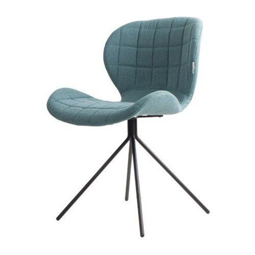 Zuiver stoel OMG blauw met een stoer stalen frame. Zen Lifestyle is gevestigd in Wijchen bij Nijmegen en heeft showroom van 10.000 m². Natuurlijk vind je in onze winkel onze eigen producten, zoals ons aanbod vintage en retro banken, onze topsellers, zoals het vintage tv-dressoir Stan. Maar ook hebben wij de mooie collectie van Zuiver en Duchtbone en vind je er nog veel meer topmerken, zoals Be Pure, JouwMeubel, UrbanSofa, Fatboy, Makkii, Woood etc.