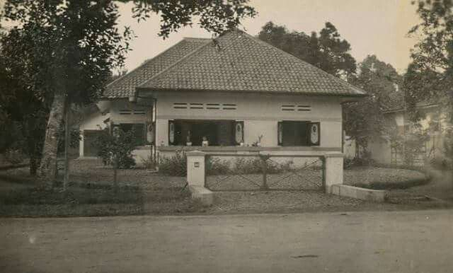A house at 1933
