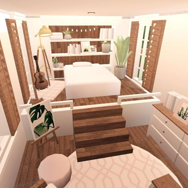 05/08/2021· the green bloxburg bedroom designs follow the idea of introducing lots of plants and live elements. Aesthetic Bedroom for Bloxburg | Tiny house layout, House