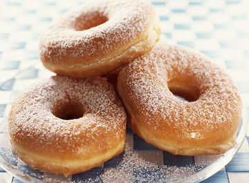 Donuts caseras | Recetas de Cocina