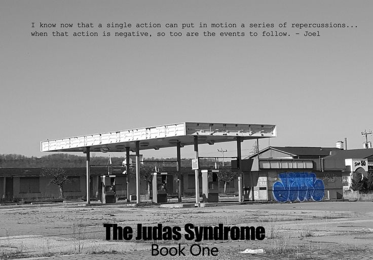 Opening Quote from The Judas Syndrome, Book One. www.mikepoeltl.com