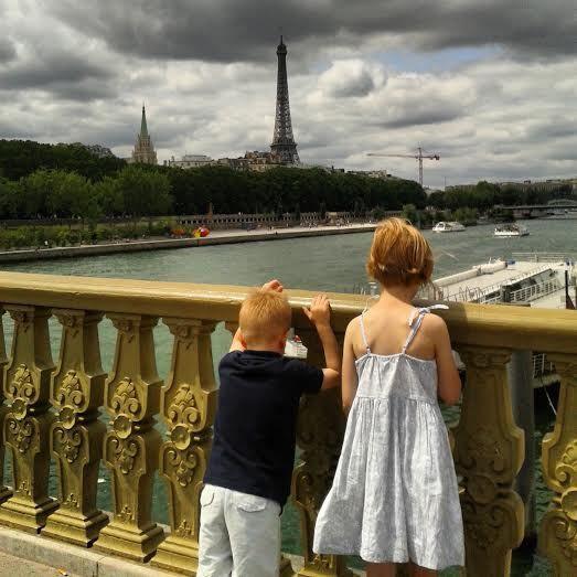 párizs gyerekszemmel