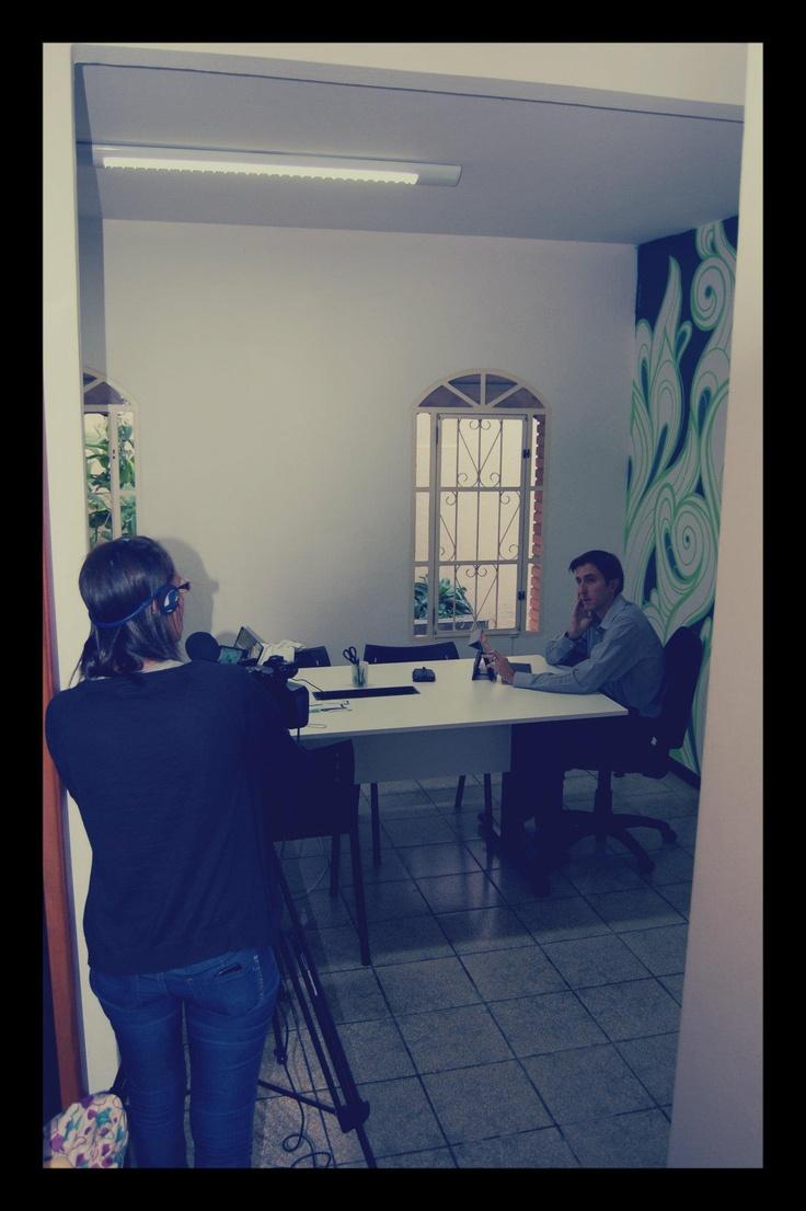 Entrevista para trabalho de TTC.
