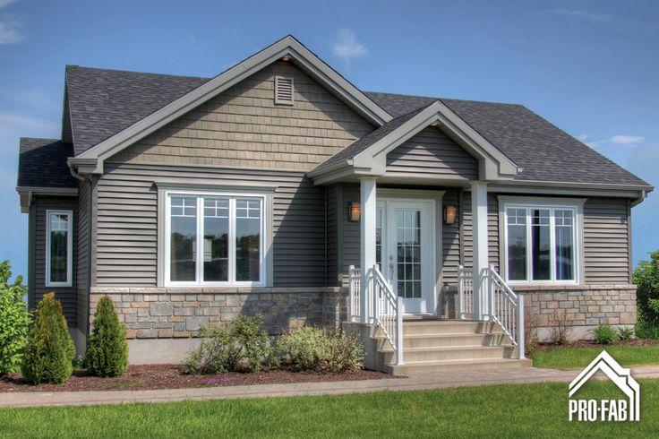 Votre maison pour le prix d'un loyer. Livraison rapide. Soumission gratuite.