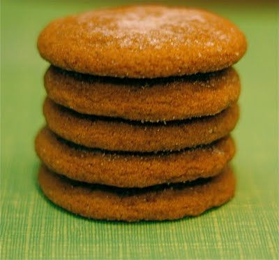 Soft Gingersnap Cookies | Two Peas & Their Pod