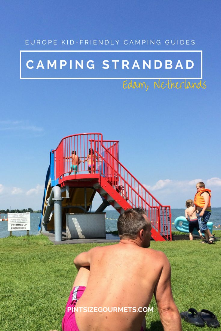 Edam Netherlands Map%0A Camping Strandbad in Edam  Netherlands is the perfect kidfriendly campsite  when RVing through