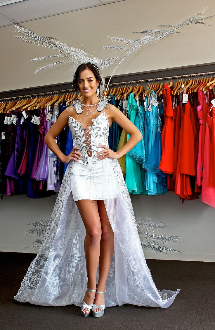 Talia Bennette's National Costume for Miss Universe 2012