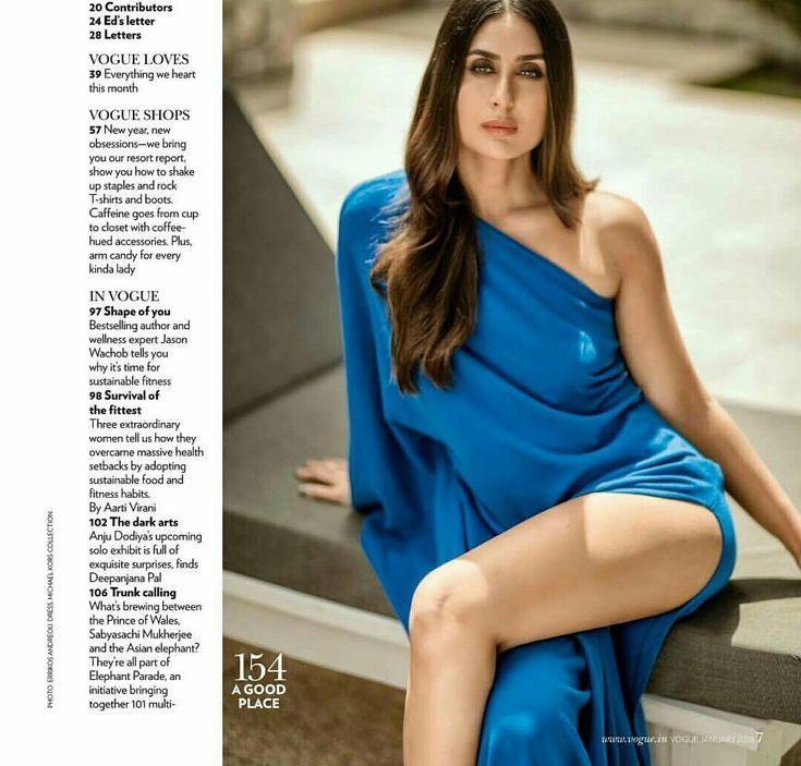 Bollywood actress kareena kapoor khan latest photo shoot
