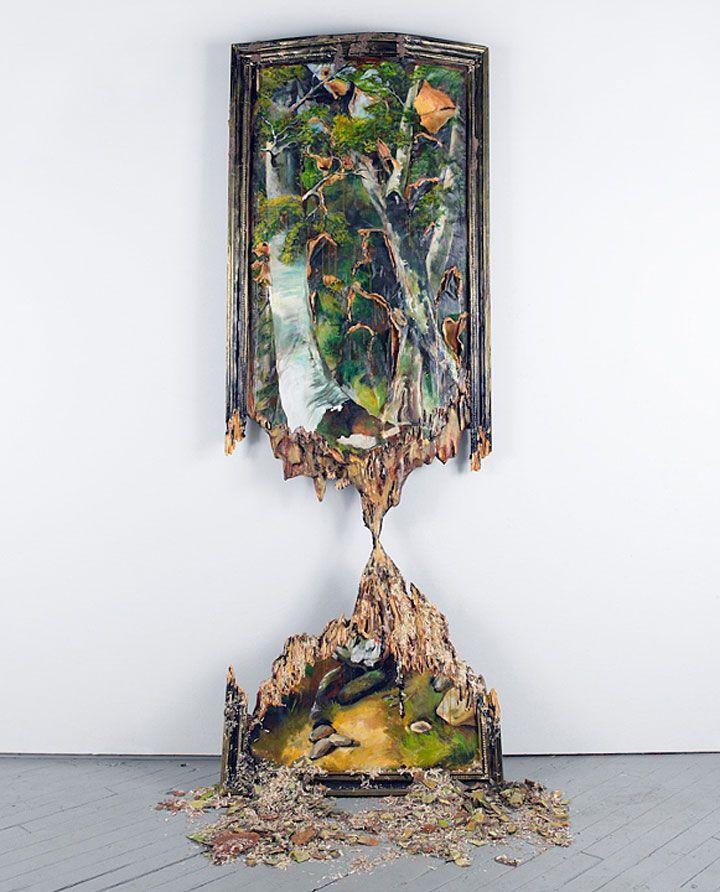 Une artiste new-yorkaisecréed'incroyables oeuvres d'art à travers lesquelles elle a tenté de représenter visuellement la négligence. DGS vous fait découvrir ces stupéfiants tableaux qui ne vous laisseront pas insensible.Va...