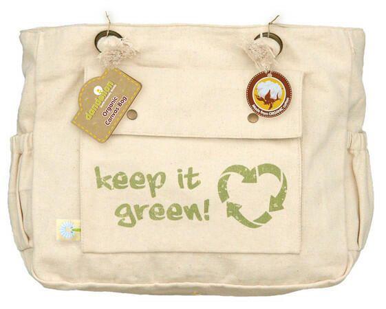 Dandelion Organic Tote Bag $34.95