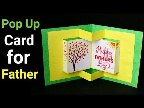 4 Pop Up Card Tutorial 3d Card For Best Friend Teacher S Day Gift Ideas Youtube Card Tutorial Friendship Day Gifts Teachers Day Gifts