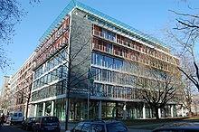 Embaixada do Brasil em Berlim.