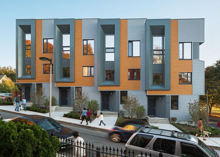 Container can be. Townhouses in Boston designed to produce more energy than they use.