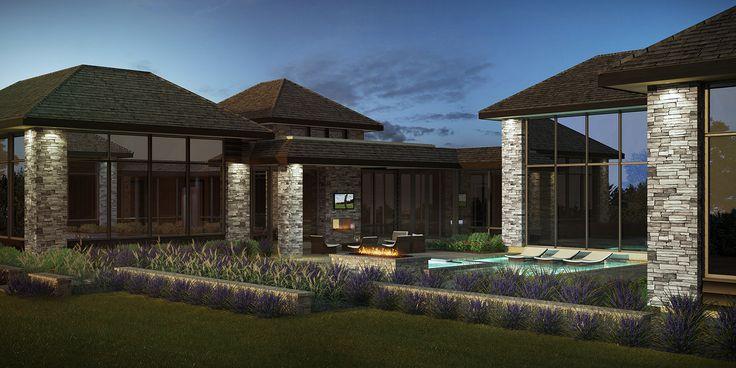 Ландшафтные архитекторы | Дизайн & Строительство | The Landmark Group