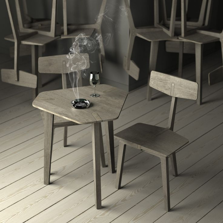 Chairs tierney haines architects dise o industrial muebles dise o de muebles y dise o - Muebles diseno industrial ...