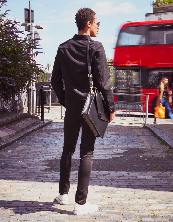 Wells Jacket Black | Natural Selection London