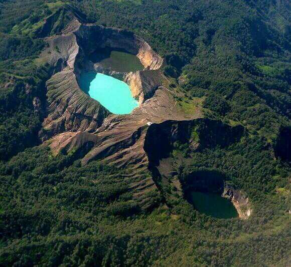 Kawah Kelimutu Flores NTT Indonesia