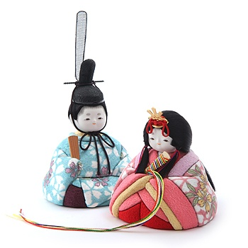 雛人形 親王飾り