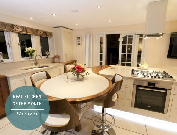 This Stunning Previous Real Kitchen Winner Was Designed And Installed By  Twenty 5 Design, Wakefield