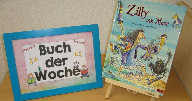 """Buch/Sachbuch der Woche Im letzten Schuljahr gab es bei mir im Klassenzimmer regelmäßig ein """"Buch bzw. Sachbuch der Woche"""". Dieses habe ic..."""
