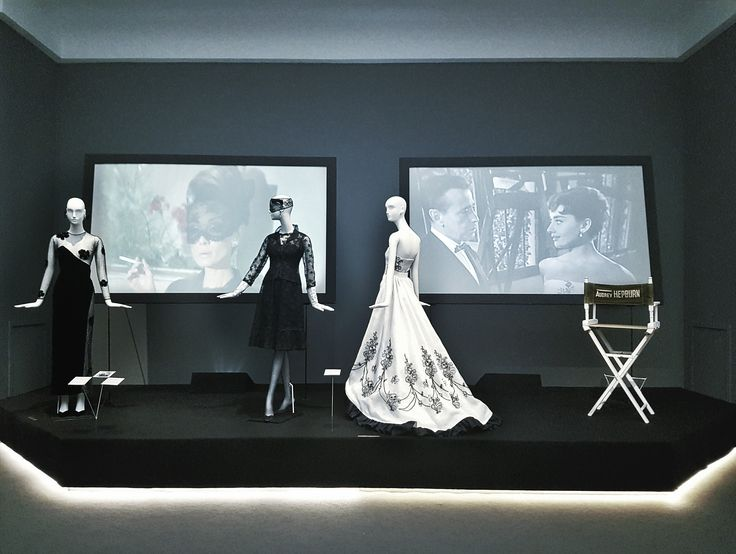 Hubert de Givenchy - To Audrey with Love exhibition ♥ | Den Haag, The Netherlands, 2017.